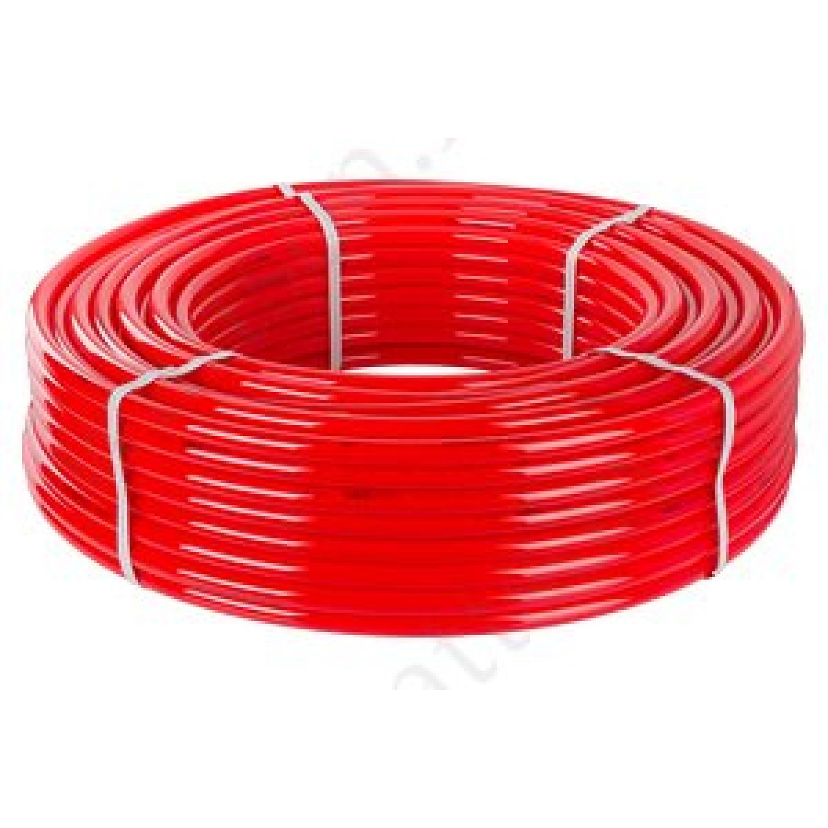 Труба для теплого пола сшитый полиэтилен или металлопластик для теплого пола